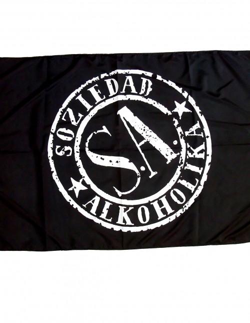 Bandera Horizontal - SOZIEDAD ALKOHOLIKA