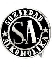 Hebilla - SOZIEDAD ALKOHOLIKA