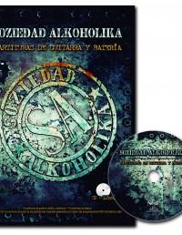 SOZIEDAD ALKOHOLIKA – Libro de Partituras de Guitarra y Batería