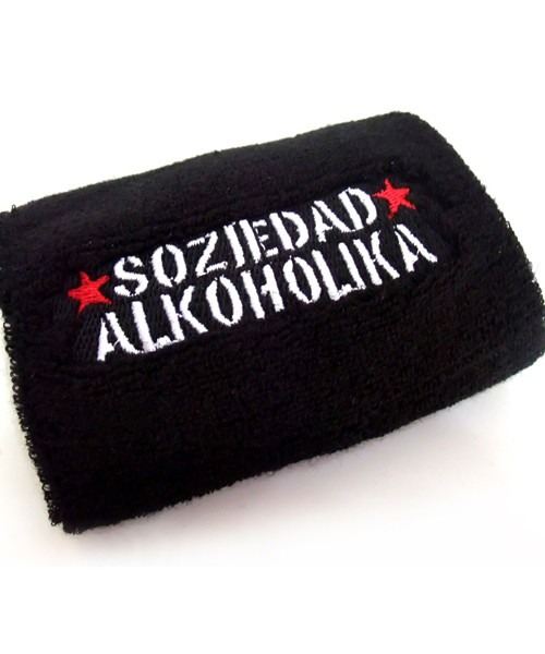 Muñequera Estrellas - SOZIEDAD ALKOHOLIKA