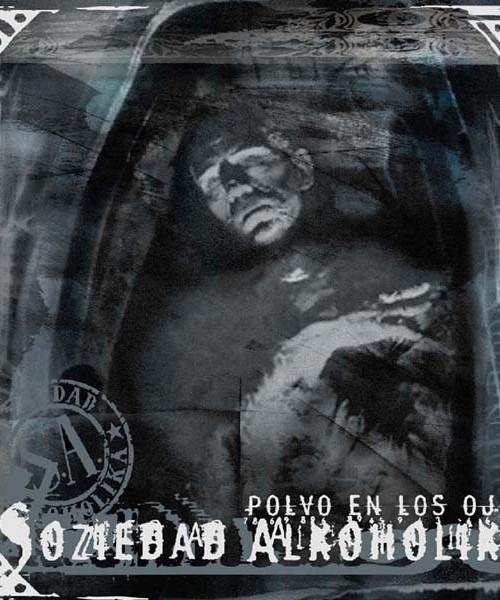 "SOZIEDAD ALKOHOLIKA – CD Digipack ""Polvo en los Ojos"""