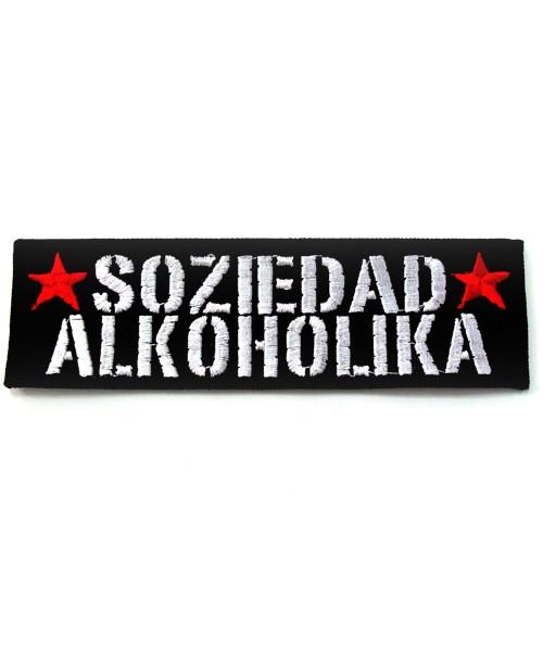 Parche Estrellas - SOZIEDAD ALKOHOLIKA
