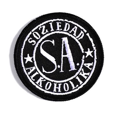 Parche Sello - SOZIEDAD ALKOHOLIKA