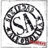 """SOZIEDAD ALKOHOLIKA – CD Digipack """"Sesion#2"""""""